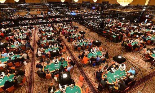 Seri Poker Dunia mengumumkan kebijakan vaksin wajib